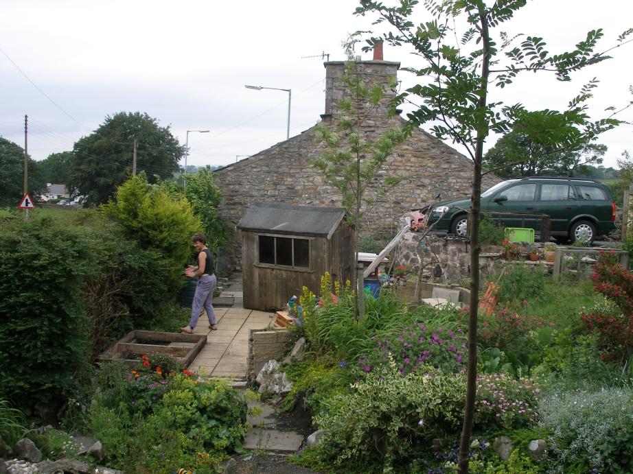 Mount Pleasant - garden
