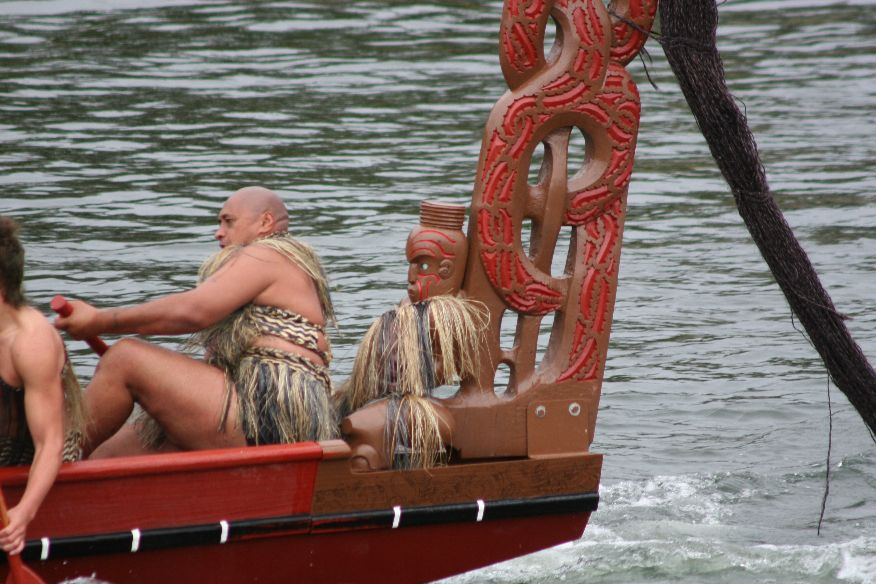 steering the waka
